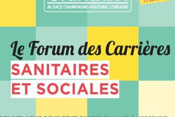 Forum des carrières sanitaires et sociales à Tomblaine
