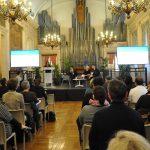 Ouverture de la matinée par Kim DUNTZE, Présidente du CRIJ CA et adjointe à la jeunesse de la ville de Reims