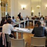 Groupe de travail Santé (Cap Jeunesse) animé par la Direction de la Jeunesse de la ville de Reims
