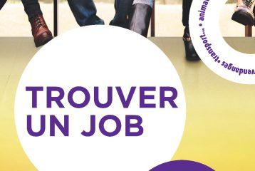 """Le guide """"Trouver un job 2018"""" est disponible !"""