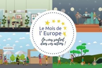 Prêts pour le Mois de l'Europe ?